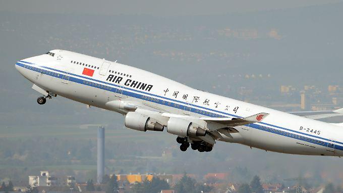 ... bei Flugtickets erwartet Lufthansa und Air China gehen Bündnis ein