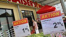 Benko könnte Märkte übernehmen: Karstadt-Eigner hat Interesse an Tengelmann
