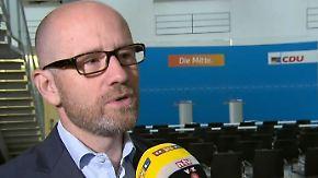 """Peter Tauber zur Wahlschlappe der CDU: """"Berliner Themen haben eine große Rolle gespielt"""""""
