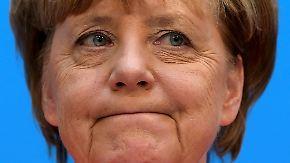 """Merkel-Statement in voller Länge: """"Wir müssen uns jetzt selbst übertreffen"""""""