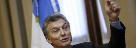 Liberal statt links: IWF prüft Argentiniens Finanzen