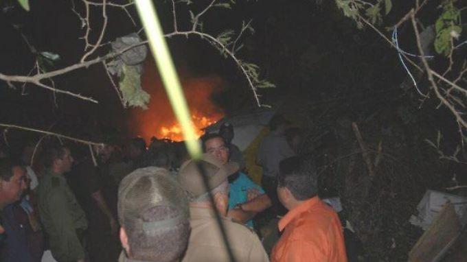 Schweres Flugunglück in Kuba: 68 Menschen sterben