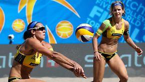 Goldenes Beachvolleyball-Duo: Ludwig und Walkenhorst beenden eine traumhafte Saison
