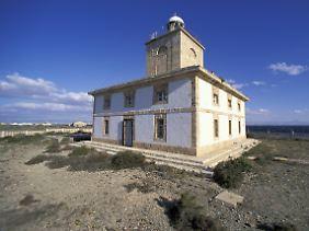 Der Leuchtturm von Tabarca.