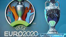 Umfrage: Wie gefällt Ihnen das Logo zur EM 2020?