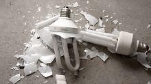 Erhellendes BGH-Urteil: Lampen mit viel Quecksilber bleiben verboten
