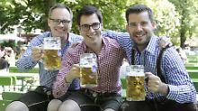 """Bits & Pretzels in München: """"Networking auf Oktoberfest ist einzigartig"""""""