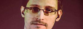 """Geschenk an Donald Trump"": Will Putin Snowden an die USA ausliefern?"