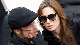 Kampf um Sorgerecht der Kinder?: Scheidung von Angelina Jolie und Brad Pitt könnte schmutzig werden