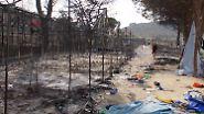 Sackgasse Lesbos: Hoffnungslosigkeit macht sich unter Flüchtlingen breit