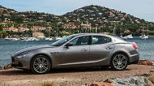 Jetzt mit kleinen Helferlein: Maserati Ghibli wurde aufgefrischt