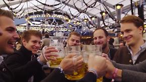 Bits & Pretzels auf der Wiesn: Networking und Biertrinken bei Start-up-Konferenz