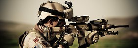Die norwegische Armee ist bereits größtenteils mit dem HK416 ausgestattet.