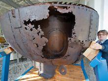 Fundsache, Nr. 1337: Älteste Metalltonne in der Ostsee entdeckt