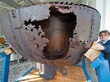 Fundsache, Nr. 1337: Älteste Metalltonne in der Ostsee