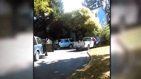 """""""Erschießen Sie ihn nicht!"""": Frau des Getöteten aus Charlotte veröffentlicht Tat-Video"""