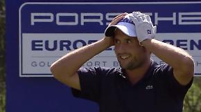Tag Zwei bei Porsche European Open: Tabellenführer Levy verfehlt Hole-in-One nur um Zentimeter