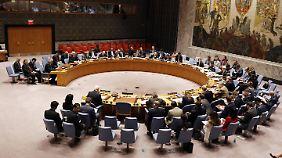 Fortschritte gab es bei der UN-Dringlichkeitssitzung in der Sache keine.