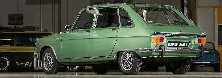 Mit dem R 16 verankerten die Franzosen das Konzept Frontantrieb, Heckklappe und variabler Innenraum 1965 in der Mittelklasse.