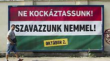 """Amnesty-Bericht: """"Ungarn schikaniert Flüchtlinge"""""""