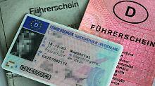 Auch Pappe hat Verfallsdatum: So lange gilt Ihr Führerschein noch