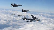Milliarden für nukleare Aufrüstung: US-Militär investiert massiv in Atomwaffen