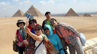 Urlauber kehren in Türkei zurück: Touristen zieht es in ferne Länder