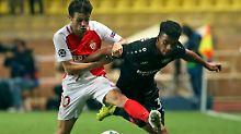 Nächster verschenkter Bayer-Sieg: Monaco schockt Leverkusen ganz spät