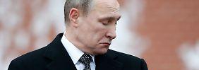 Ein Jahr russische Bomben in Syrien: Putin hat sich überschätzt