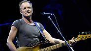 Im Alter will er nochmal rocken: Sting ist glücklich in seiner Rentner-Haut