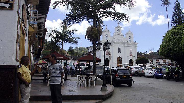 Medellín ist mittlerweile eine Szenestadt mit viel Charme.