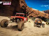 Rennspiel für PC und Xbox One: Forza Horizon 3 gibt Gummi