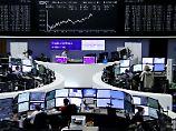 Deutsche Bank schnellt ins Plus: Dax legt starken Endspurt hin