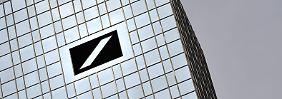 Riesige Erleichterung in Frankfurt: Deutsche Bank zahlt geringere Strafe in USA