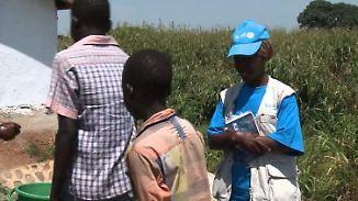 Uganda bemüht sich um Integration: Kinder verlassen Südsudan in Strömen
