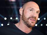 Der Sport-Tag: 19:58 Box-Champ Fury positiv auf Kokain getestet