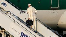 Erinnerung an verfolgte Christen: Papst Franziskus betritt schwieriges Pflaster