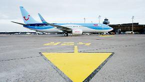 Weiter Ausfälle und Verspätungen: Mitarbeiterängste stutzen Tuifly die Flügel
