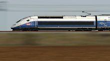 Bahn hat keine Verwendung: Paris rettet Alstom-Werk mit TGV-Käufen