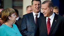 Ermittlungen gegen Böhmermann: Merkels kleiner Triumph über Erdogan
