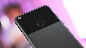 Mit den Pixel-Smartphones schickt Google zwei Top-Geräte ins Rennen.