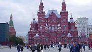 Lenin, der Kreml und Millionen: Moskau - Megametropole mit vielen Facetten