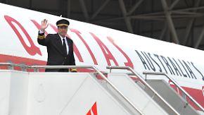 Der Ruf von Qantas leidet: Probleme überschatten 90. Geburtstag