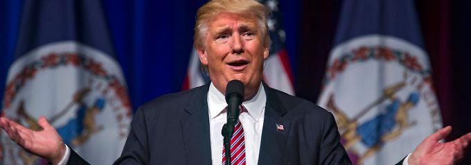 Vulgäre Sprüche über Macht und Frauen: Trump verliert die Wahl – aber nicht deswegen