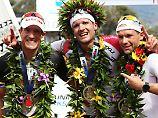 """Nach der """"Hölle"""" kommt Familie: Der Ironman muss """"jetzt wieder aufstehen"""""""