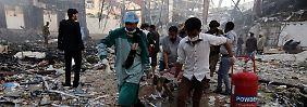 USA gehen auf Distanz: Angriff im Jemen setzt Saudis unter Druck