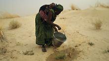 Selbst wenn sie flüchten wollten - viele Malier wären zu arm, um die Schlepper zu bezahlen.