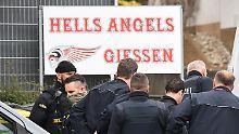Mord im Rockermilieu: Hells-Angels-Boss starb durch 16 Kugeln