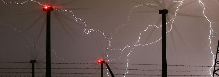 """Donnerwetter!: Blitze - """"Zeichen der Götter"""""""