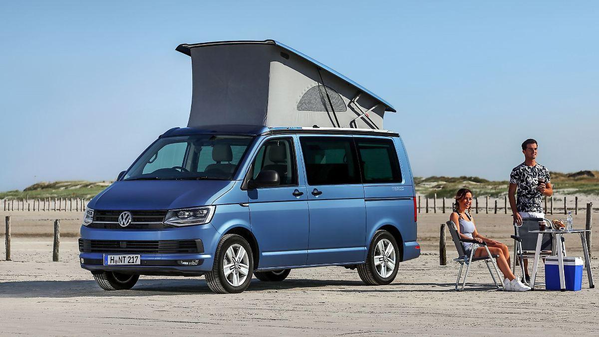 kompakt und preisg nstig campingbus vs kastenwagen n. Black Bedroom Furniture Sets. Home Design Ideas